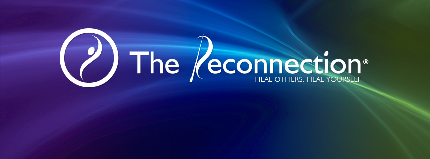 LOGO THE RECONNECTION